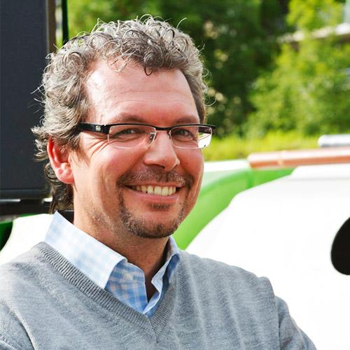 Thomas Gogl - 2. Vorstand